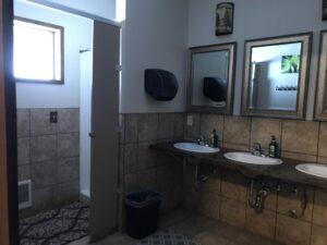 ponderosa bathroom